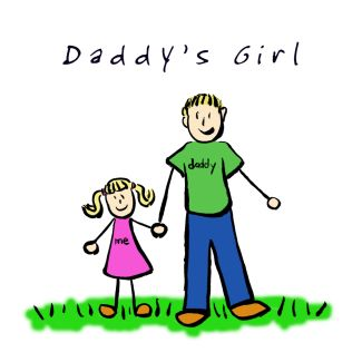 Daddy's Girl Blond