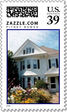 Edgartown Hotel Stamp
