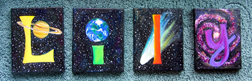 Lily Space Letters